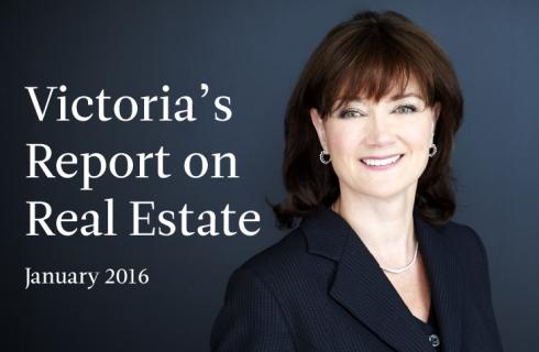 Victoria's Report on Real Estate